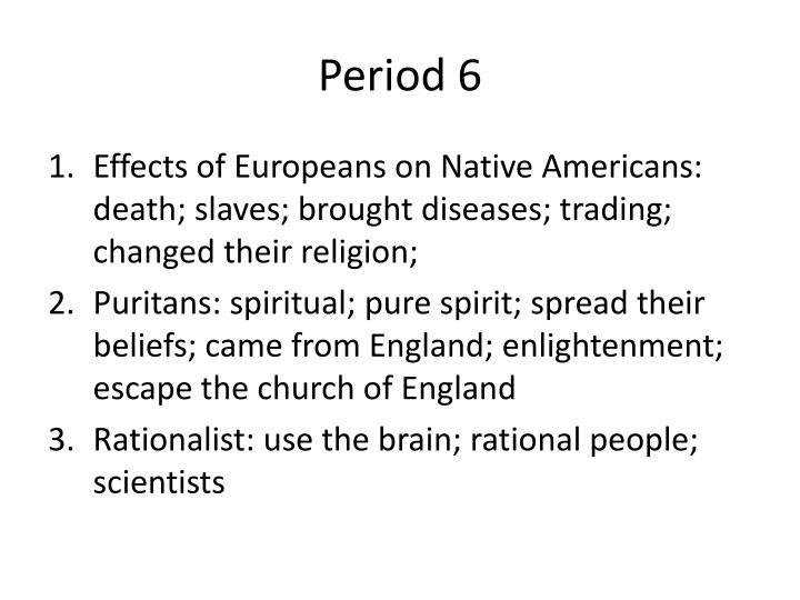 Period 6