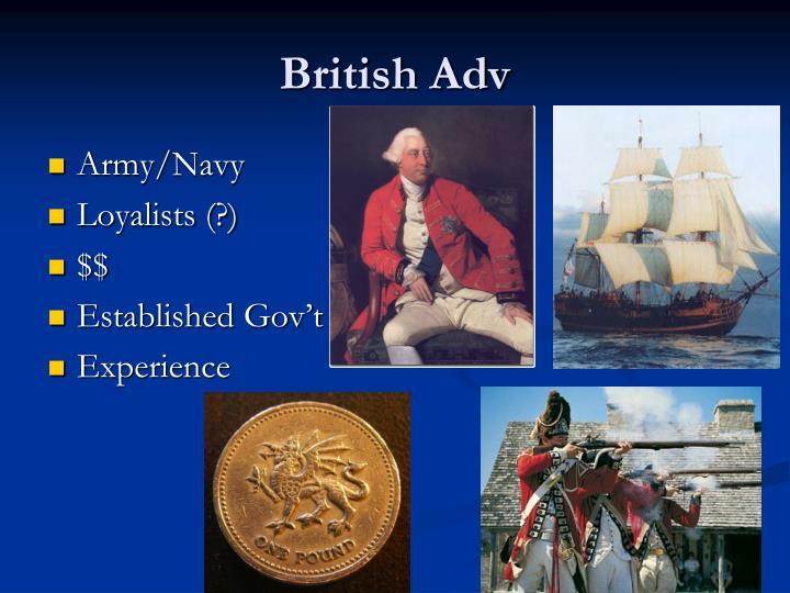 British Adv