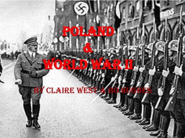 Poland world war ii