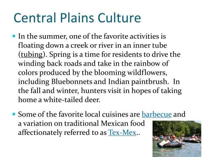 Central Plains Culture