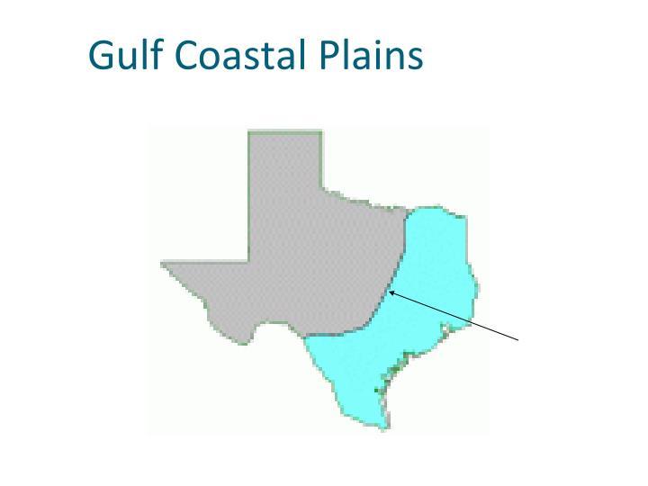 Gulf Coastal Plains