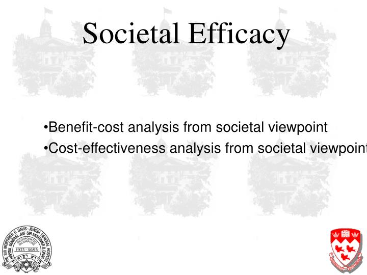 Societal Efficacy