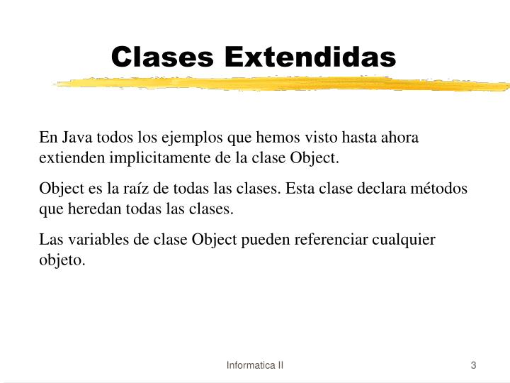 Clases extendidas2