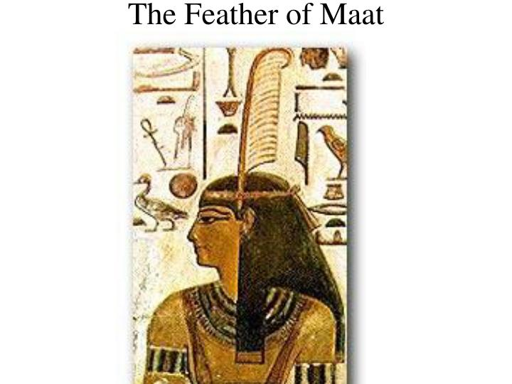 The Feather of Maat