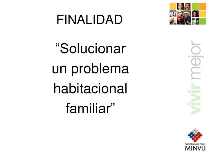 """""""Solucionar"""