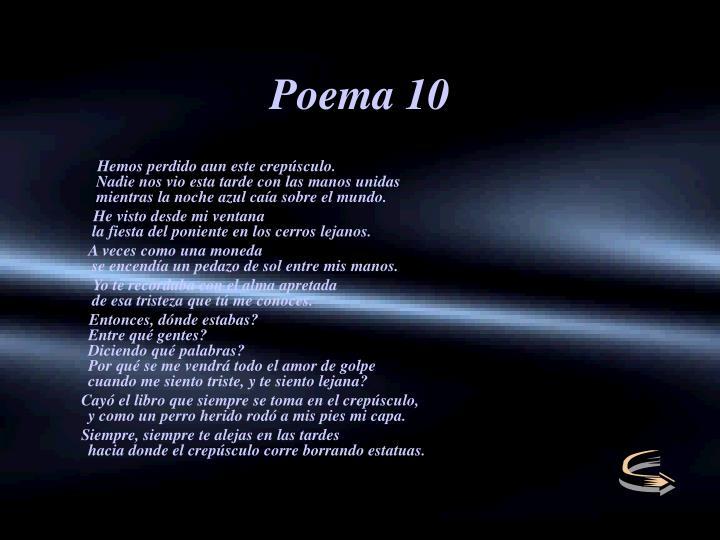 Poema 10