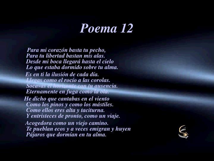 Poema 12