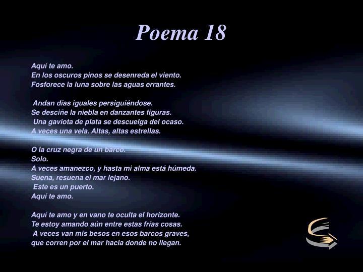 Poema 18