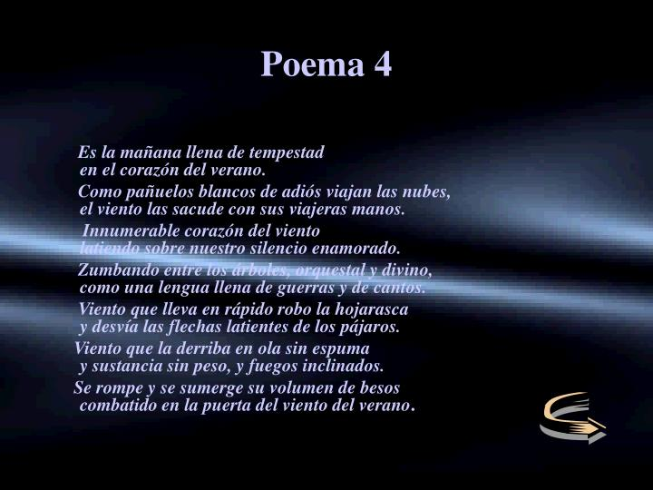 Poema 4