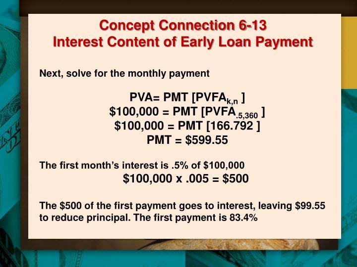 Concept Connection 6-13