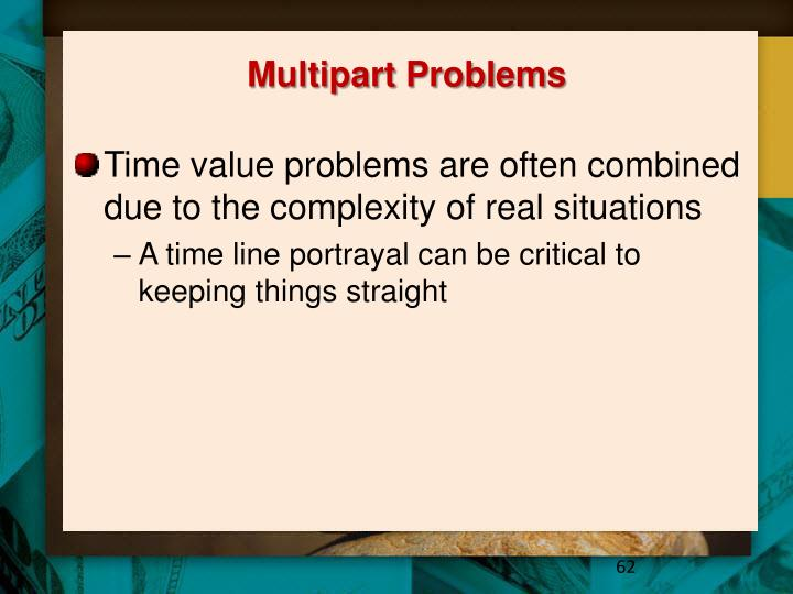 Multipart Problems