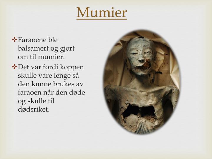 Mumier