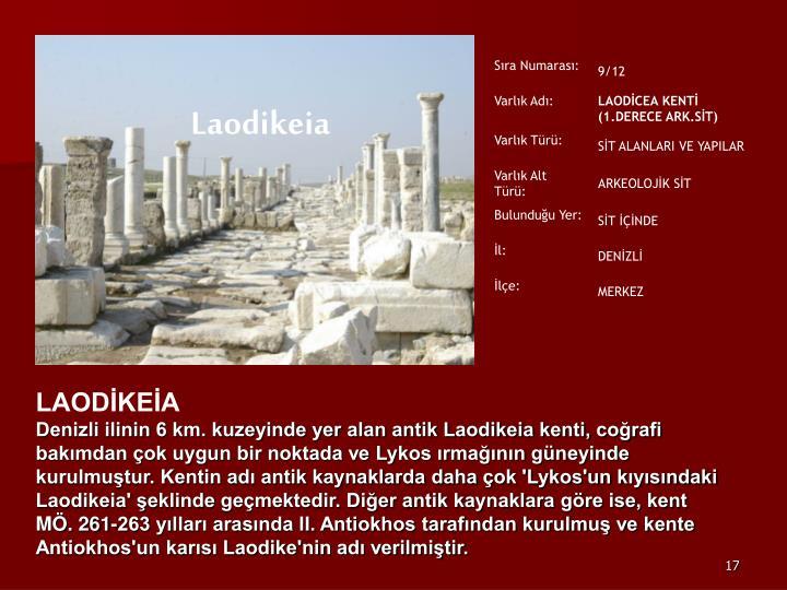 Laodikeia