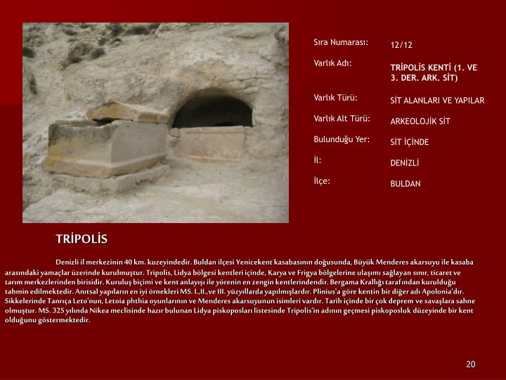 TRİPOLİS