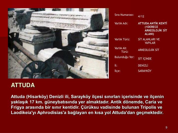ATTUDA