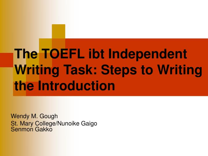 The Best TOEFL Speaking Template for Every Question - mandegar.info