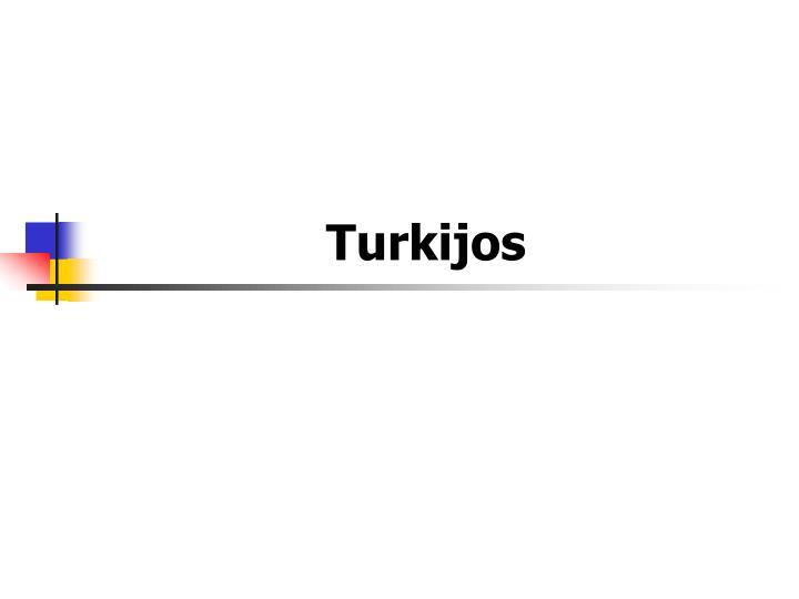 Turkijos