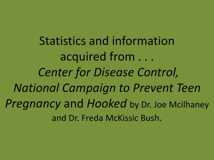 Statistics and information