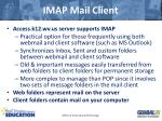 imap mail client