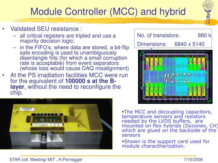 No. of transistors:            880 k
