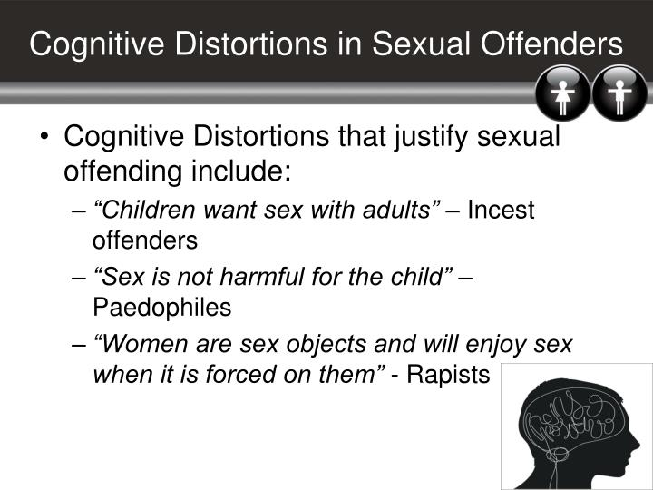 sexual offenders and offender behaviour