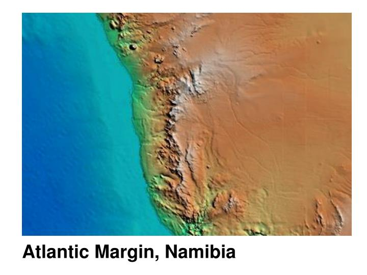 Atlantic Margin, Namibia