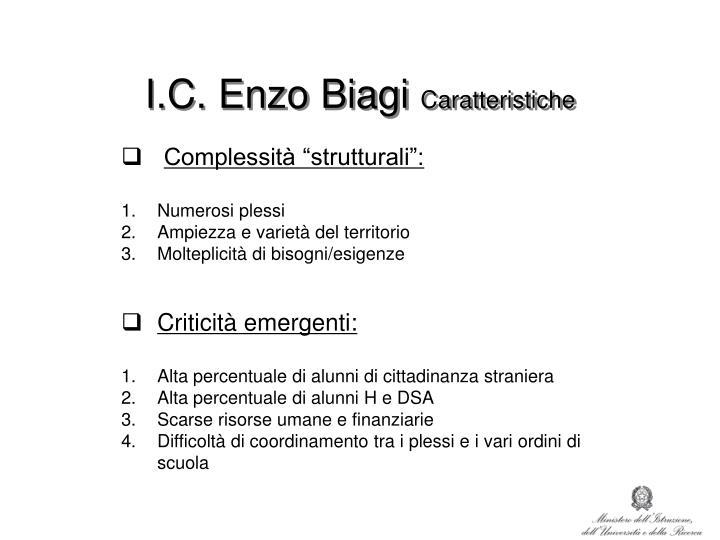 I.C. Enzo Biagi
