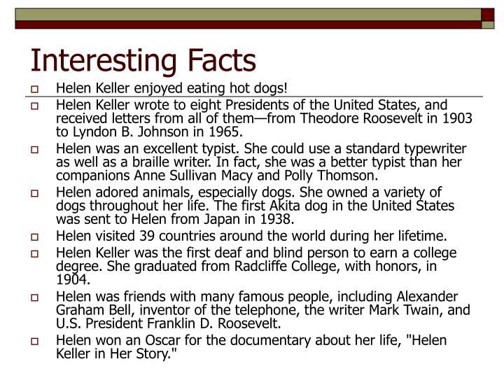 PPT - Helen Keller PowerPoint Presentation - ID:5477426