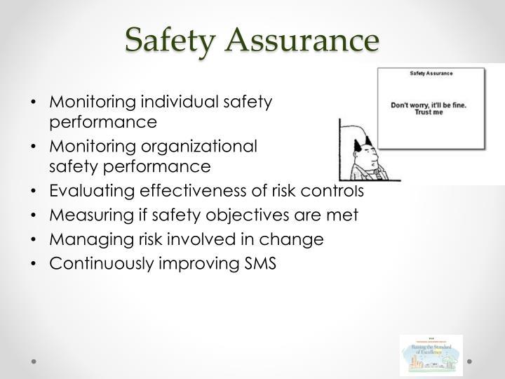 Safety Assurance