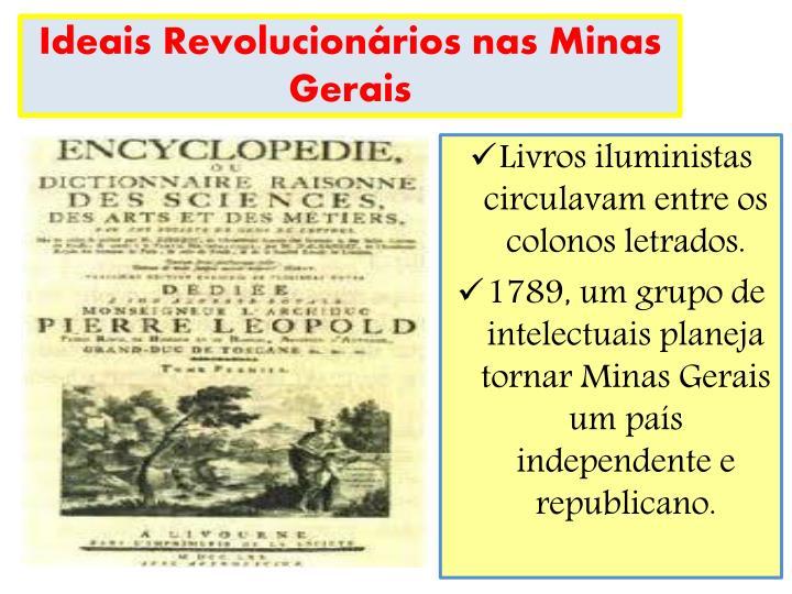 Ideais Revolucionários nas Minas Gerais