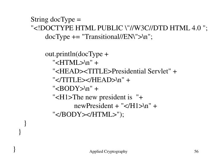 String docType =