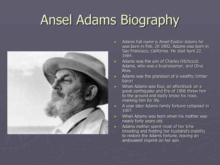 Ansel Adams: Classic Images: The Museum Set