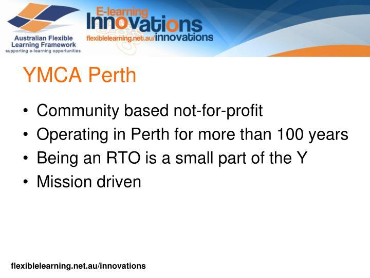 YMCA Perth