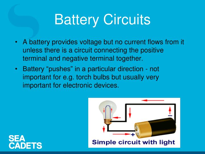 Battery Circuits