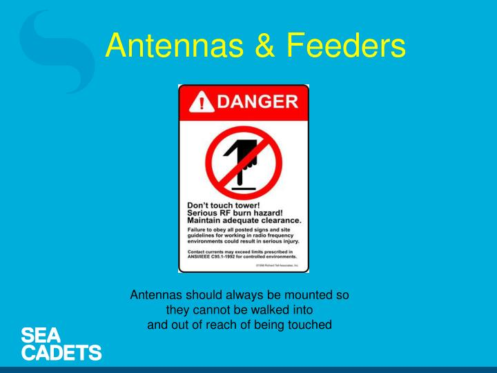 Antennas & Feeders