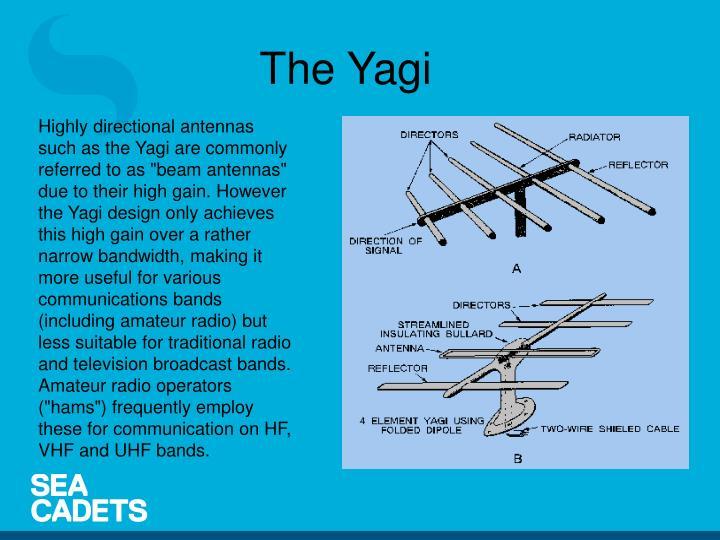 The Yagi
