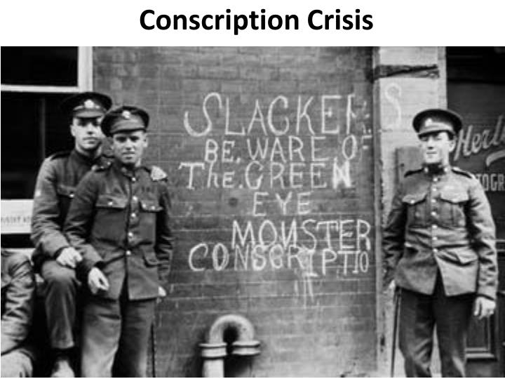 conscription ww1 australia essay Australia was involved in the world war australian involvement in wwi history essay print reference the conscription is forcing men to go to war even if they.
