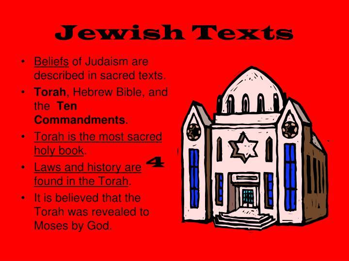 Jewish Texts