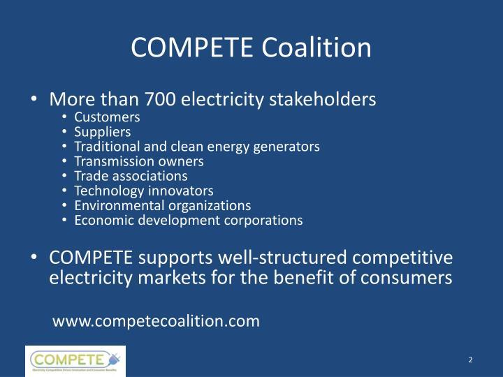 COMPETE Coalition