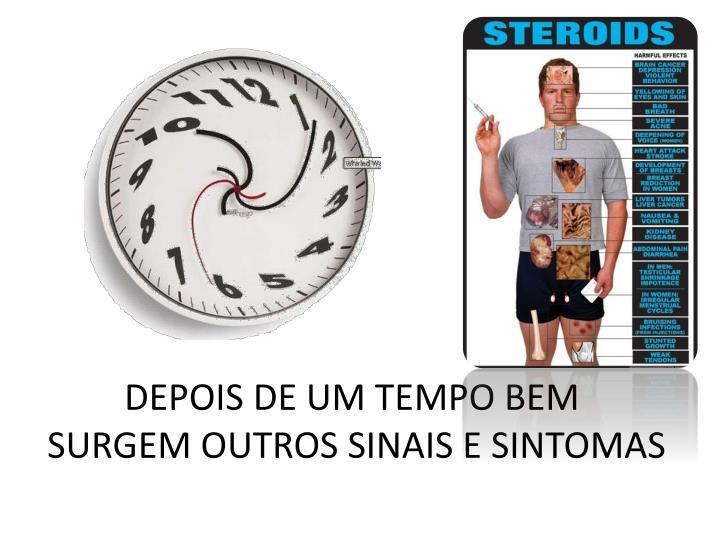 DEPOIS DE UM TEMPO BEM