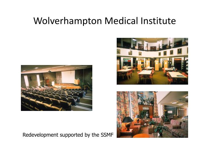 Wolverhampton Medical Institute