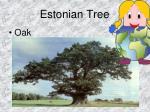 estonian tree