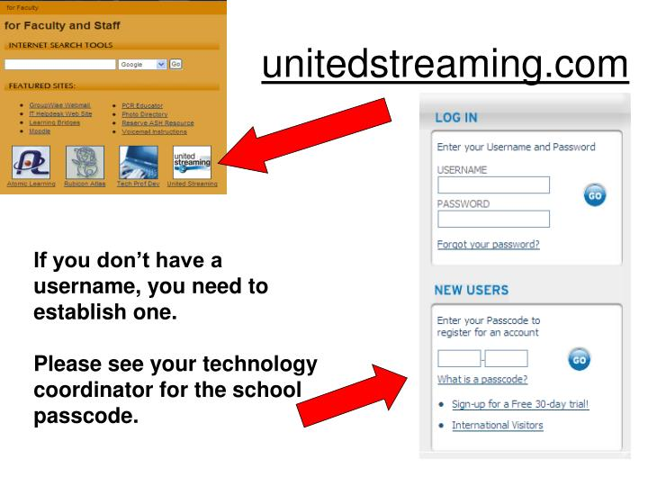 unitedstreaming.com