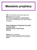 messianic prophecy2