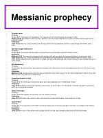 messianic prophecy4