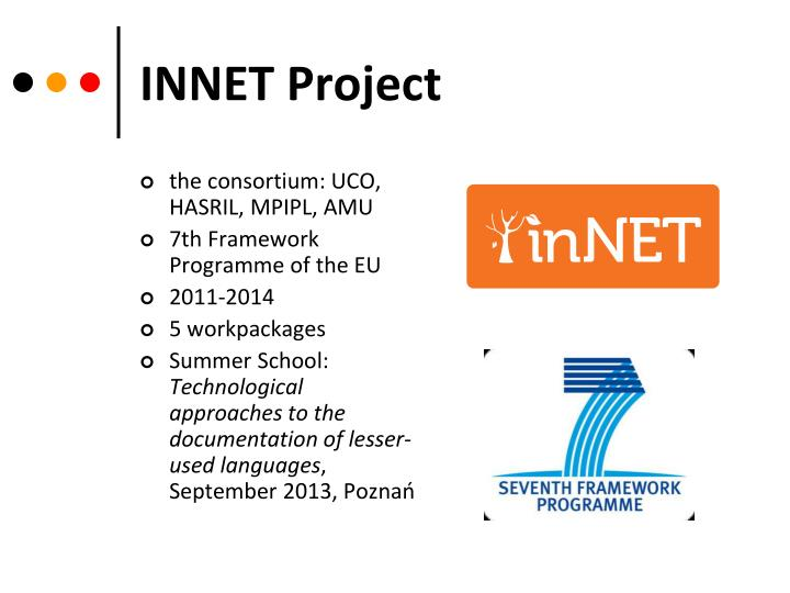 INNET Project