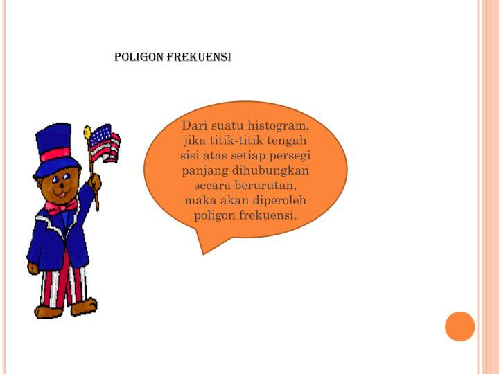 Poligon Frekuensi