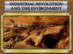 industrial revolution and the environment