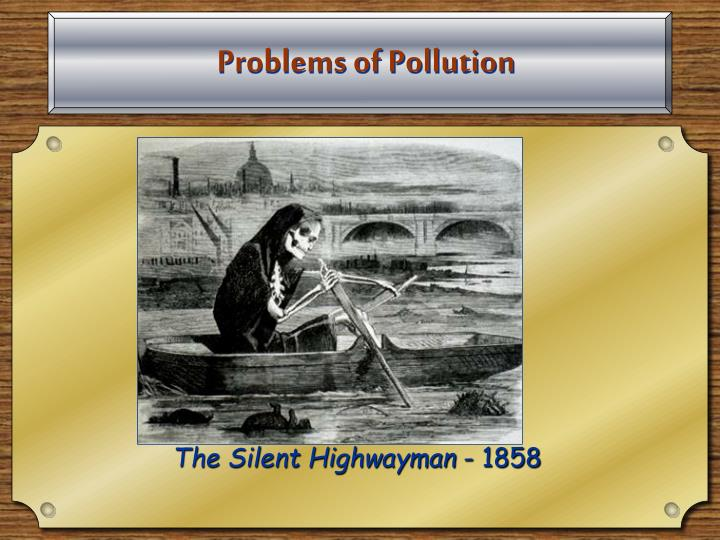 Problems of Pollution