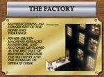 the factory